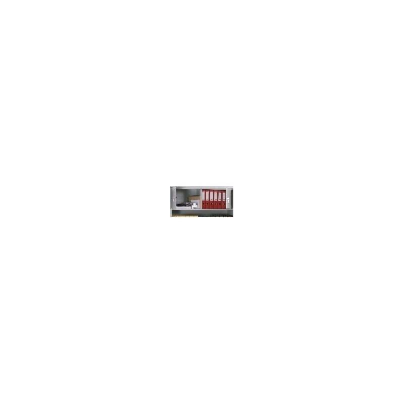 Sejf wewnętrzny wysokość 370mm - dwudrzwiowy od art. 44106-44114