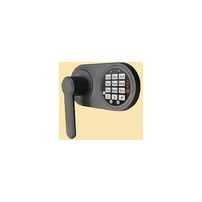 Zamek elektroniczny bez otwierania awaryjnego w zamian za zamek kluczowy 44722