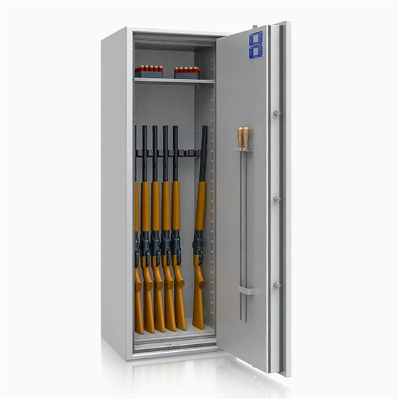 Sejf szafa na broń długą myśliwską sportową S2 LEVERKUSEN - PUHLHEIM 57004